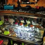 スパナ、レンチ、工具
