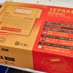 KING JIM TEPRA テプラプロ SR950入荷しました!