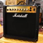 Marshall マーシャルギターアンプMG15DFX買取ました!