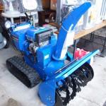 13年製 ヤマハ 中古除雪機 YT-1280ED 12馬力販売中