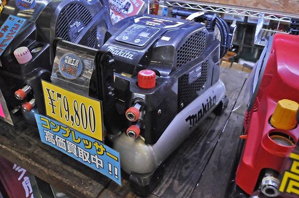 入荷!マキタの高圧コンプレッサーAC461XL販売中です!