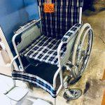 折りたたみ車椅子(中古)販売中です。