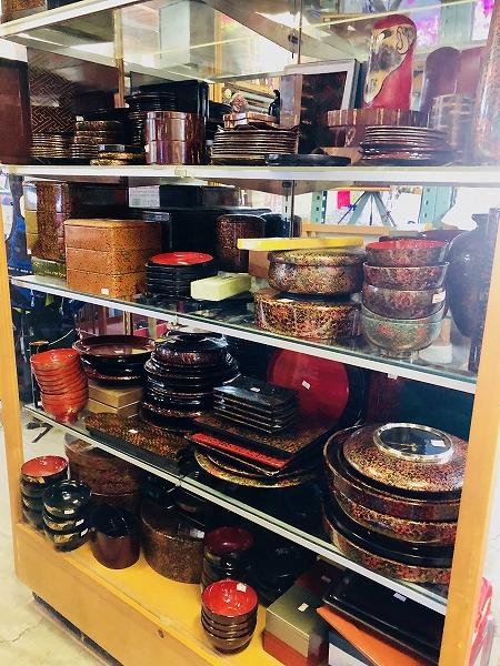 津軽塗の食器や雑貨販売中です。
