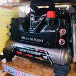 高圧コンプレッサーの買取、頑張っちゃってます❗️ 青森市のリサイクルショップ・ボンバー