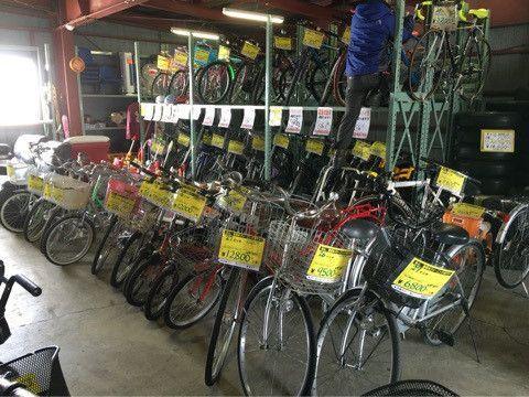 自転車買い取ります。