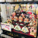 本日の雛人形! 豪華5段飾り 中古品 青森市のリサイクルショップ・ボンバー