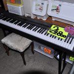 中古の電子ピアノ販売中!青森市のリサイクルショップボンバー