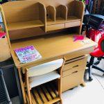 中古家具!ニトリの学習机販売中です。