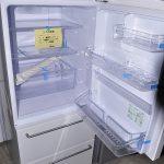 無印良品の電気冷蔵庫MJ‐R27A(270L)が入荷しました。定価は99,900円